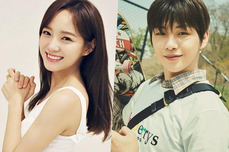 Kim Sejeong de gugudan responde a Kang Daniel de Wanna One que la escogió como modelo a seguir