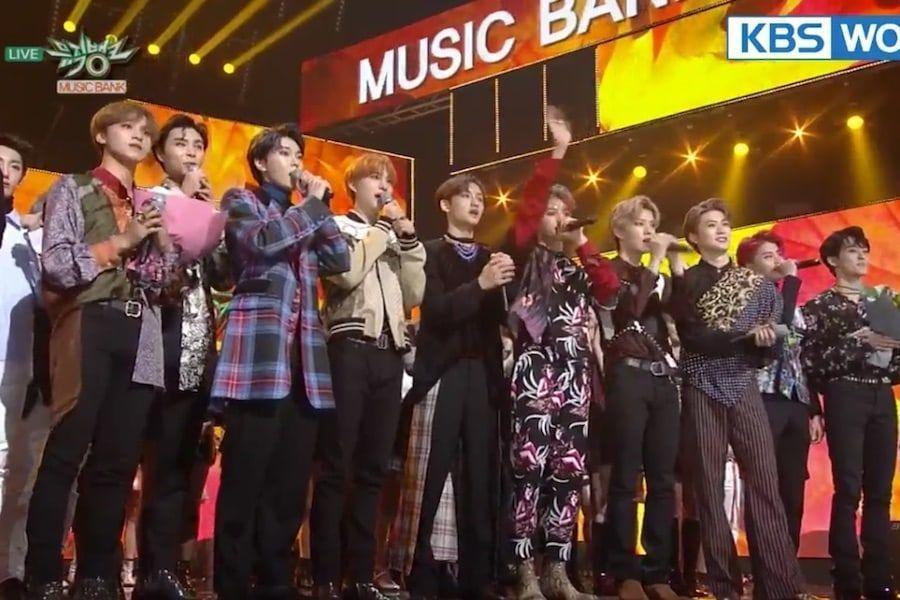 """NCT 127 consigue su cuarta victoria con """"Regular"""" en """"Music Bank"""" y actuaciones de BoA, MONSTA X, Stray Kids y más"""