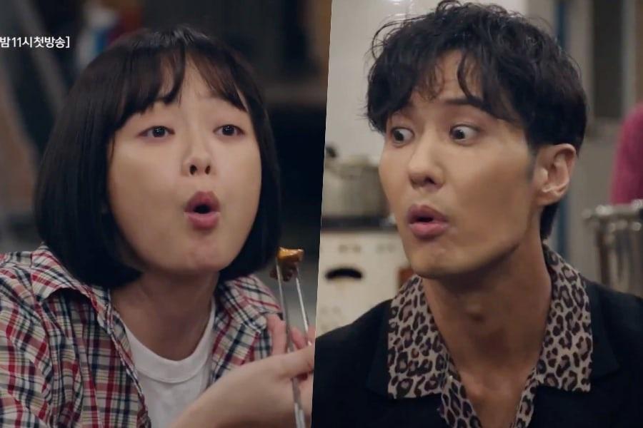 "Jun So Min y Kim Ji Suk se enfrentan en hilarantes teasers para ""Top Star U-Back"""