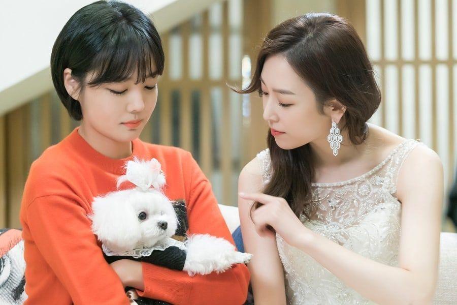 """El elenco de """"The Beauty Inside"""" muestra adorable química con cachorro en el set"""