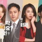 El nuevo drama de Yoon Eun Hye presenta coloridos pósters individuales del reparto principal