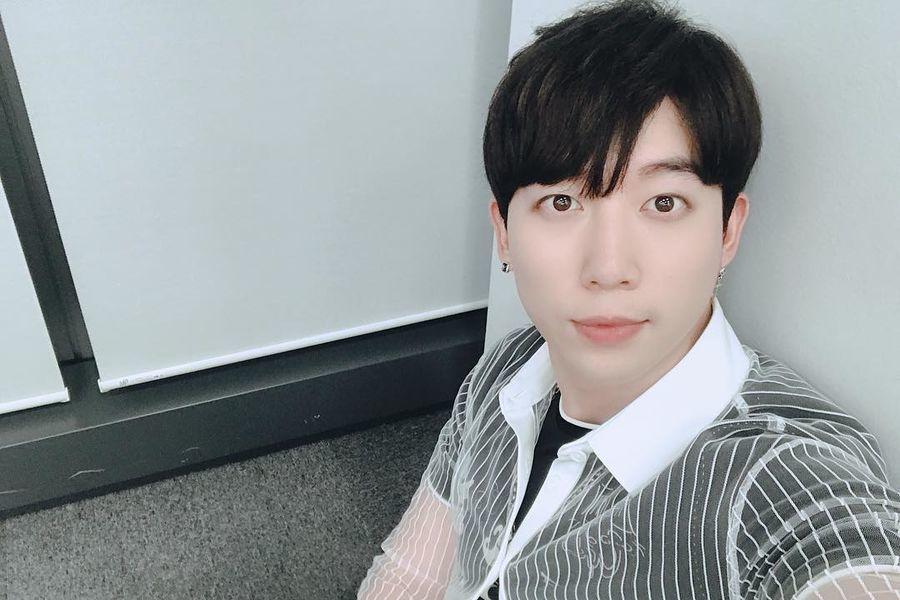 Hoon de U-KISS comparte una actualización sobre la salud de su familiar después del asalto