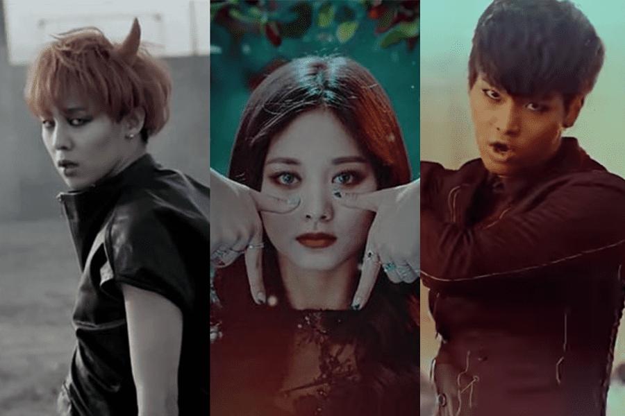 Ideas para disfraces de Halloween de último minuto inspirados en videos musicales K-Pop