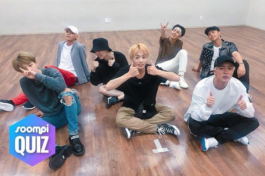 Prueba: ¿Cuál es el gusto de moda de los miembros de BTS más parecido al tuyo?
