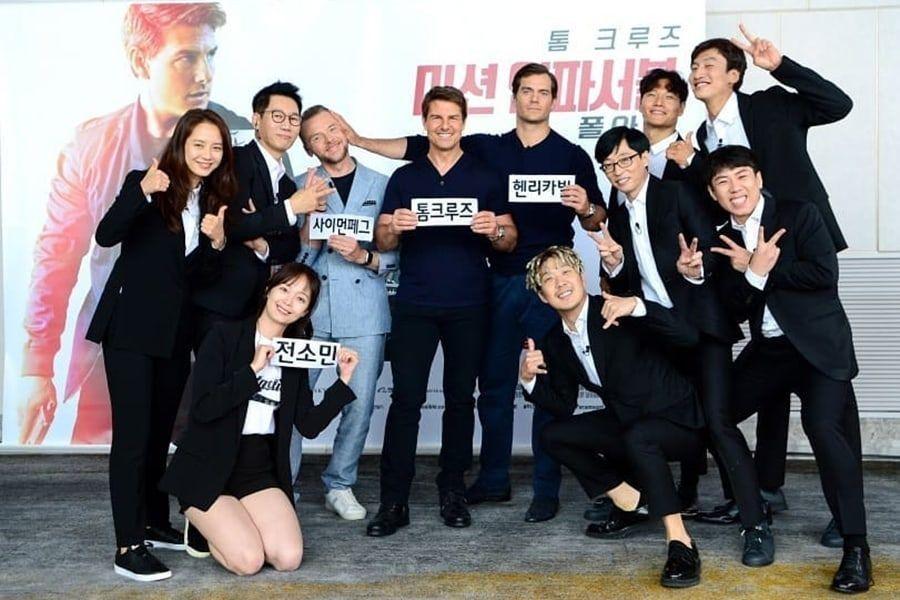 9 veces que celebridades extranjeras hicieron memorables apariciones en la televisión coreana