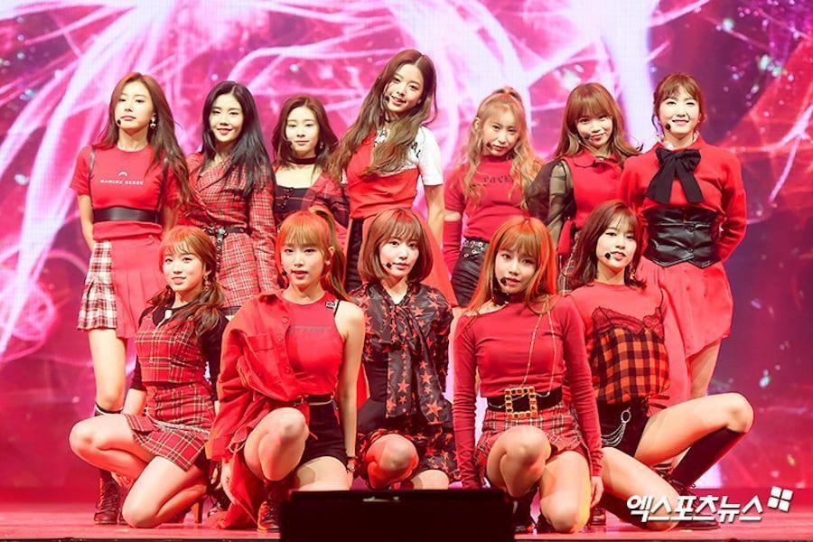 IZ*ONE establece un nuevo récord para la primera semana de ventas de álbumes de debut de grupos de chicas en un día
