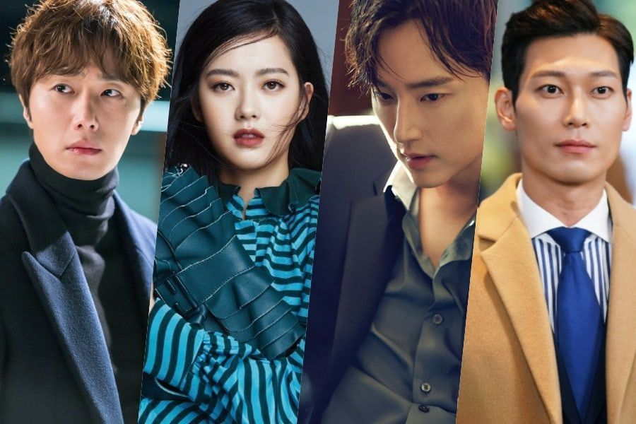 Jung Il Woo, Go Ara, Kwon Yool, y Park Hoon aparecerán en nuevo drama histórico