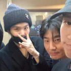 Suga de BTS y Epik High emocionan a los fans con una foto juntos