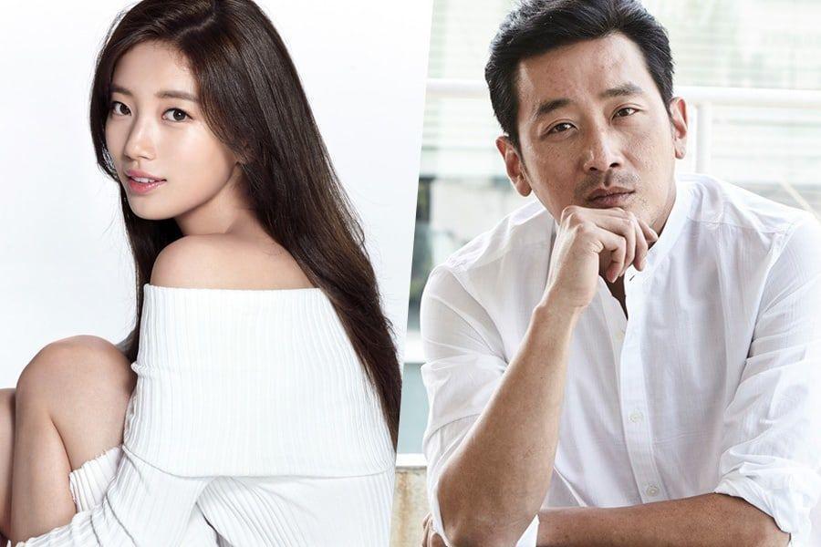 Suzy y Ha Jung Woo acudirán a los 2018 Asia Artist Awards