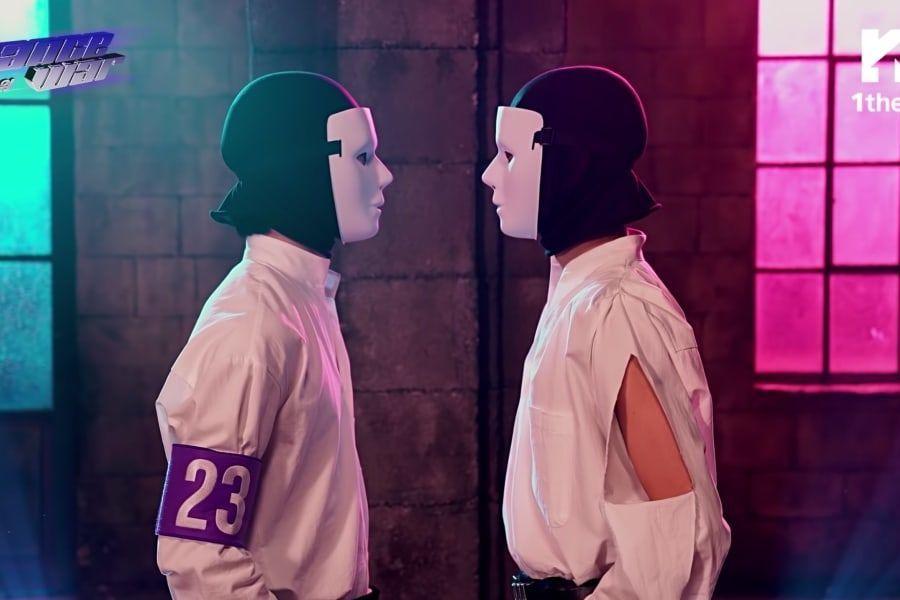 """""""Dance War"""" presenta la ronda final de la competencia de ídolos bailarines enmascarados"""