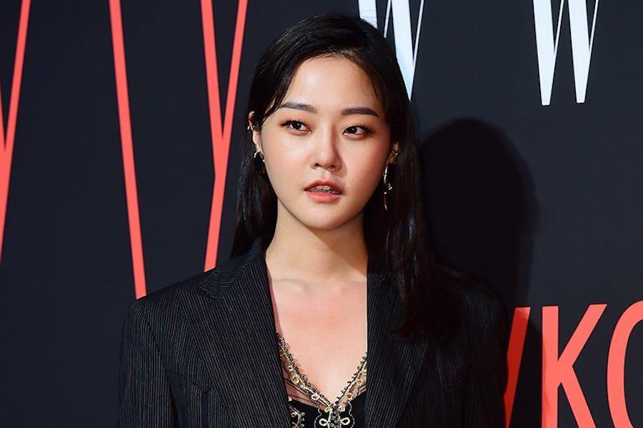 La modelo y actriz Kang Seung Hyun se encuentra en conversaciones para renovar su contrato con YG KPLUS