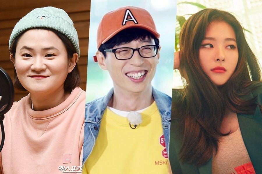 Kim Shin Young se une a Yoo Jae Suk y Seulgi de Red Velvet en un nuevo programa de variedades