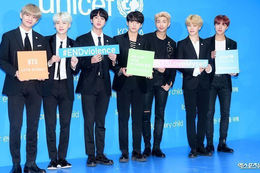 """BTS agradece a ARMY por el 1er aniversario de la campaña """"Love Myself"""" + recauda 1.6 mil millones de wones"""
