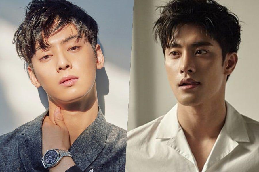Cha Eun Woo y Sung Hoon confirman su asistencia a los Asia Artist Awards 2018