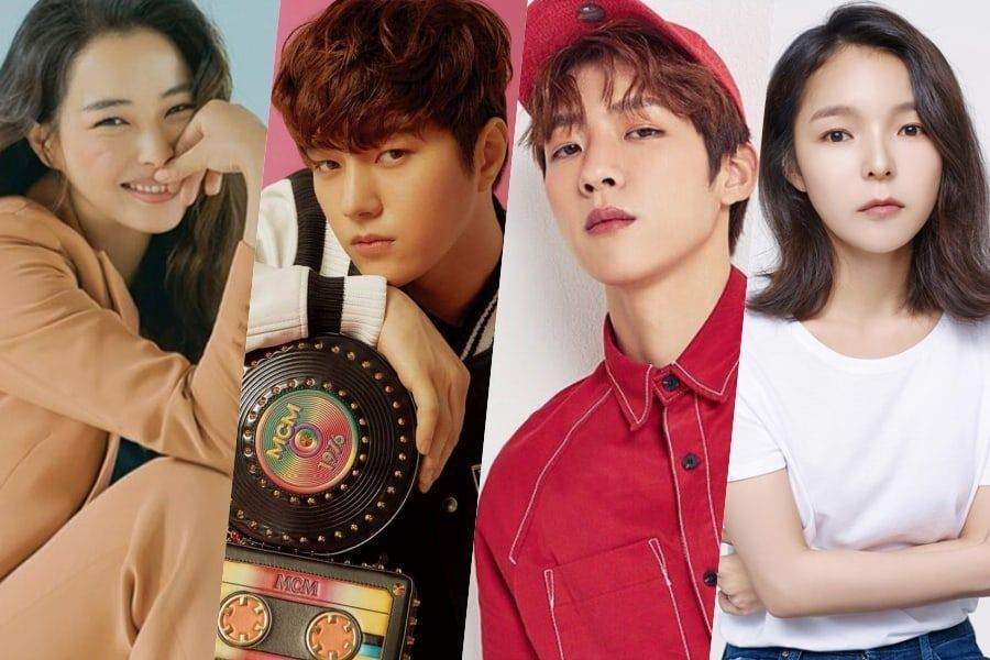 Honey Lee, L y Sungyeol de INFINITE, y Park Jin Joo crearán un documental de un próximo programa de variedades