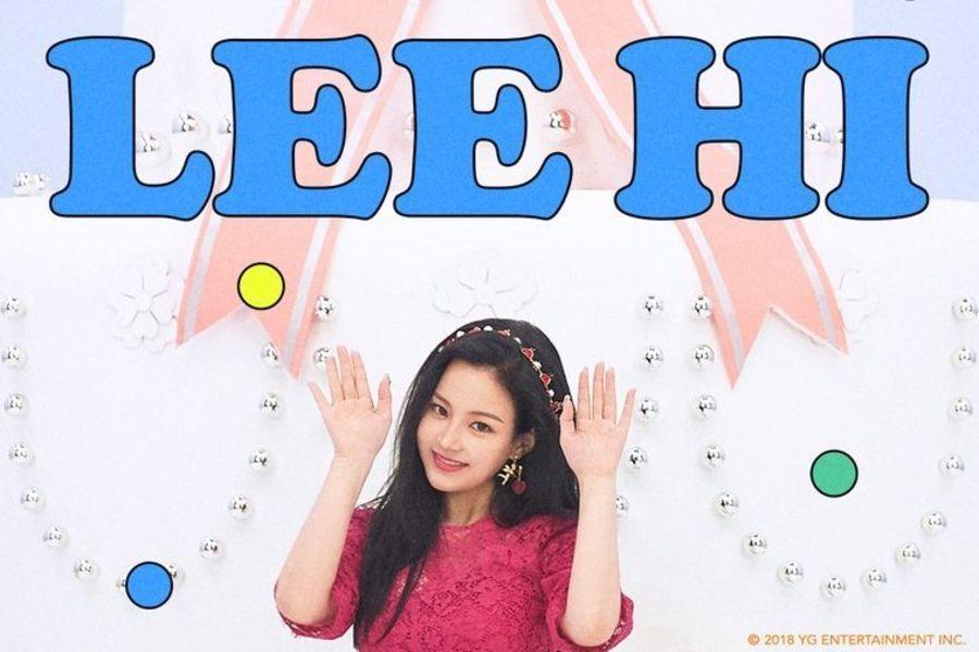 Lee Hi celebra su 6to aniversario de debut con mensaje de agradecimiento y amor para sus fans