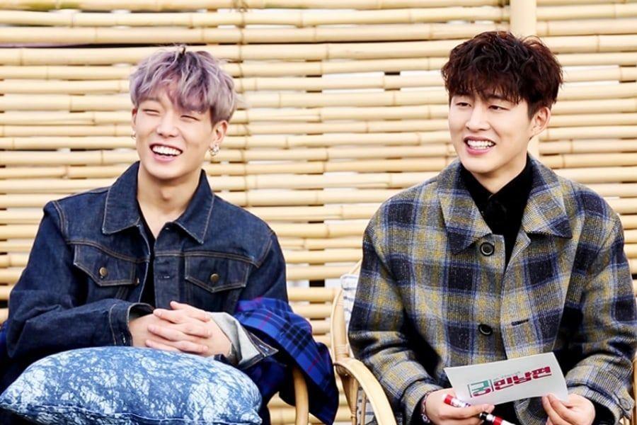 Bobby y B.I de iKON ayudan a transformar a celebridades masculinas en raperos