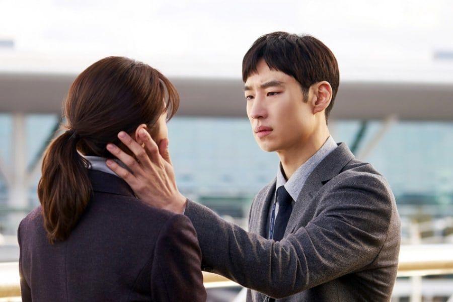 """Lee Je Hoon y Chae Soo Bin comparten un momento lleno de lágrimas en """"Where Stars Land"""""""