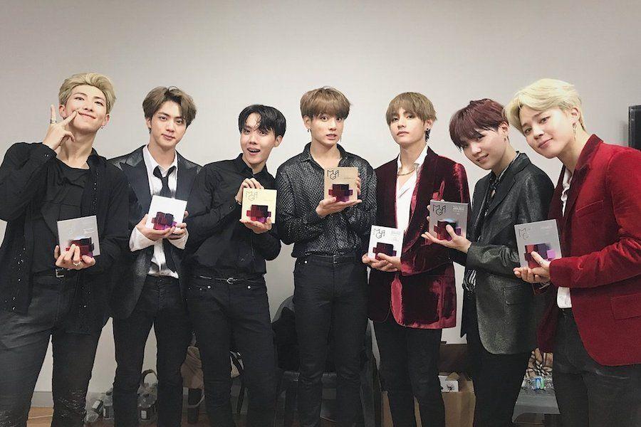 BTS se lleva a casa dos Daesangs en los 2018 MBC Plus X Genie Music Awards