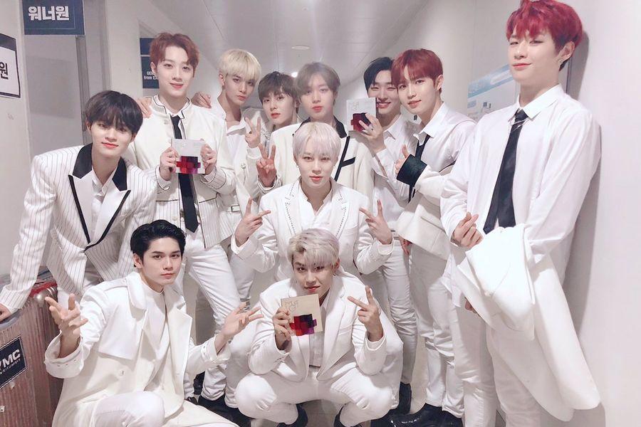 Wanna One recibe Daesang la canción del año en los 2018 MBC Plus X Genie Music Awards