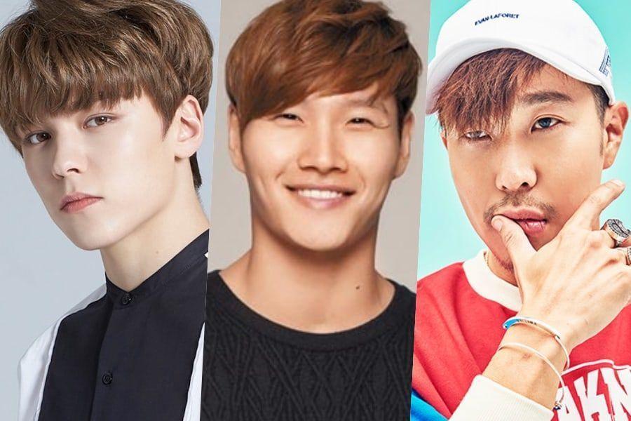 Vernon de SEVENTEEN, Kim Jong Kook, HaHa y más colaborarán en el último álbum de Drunken Tiger