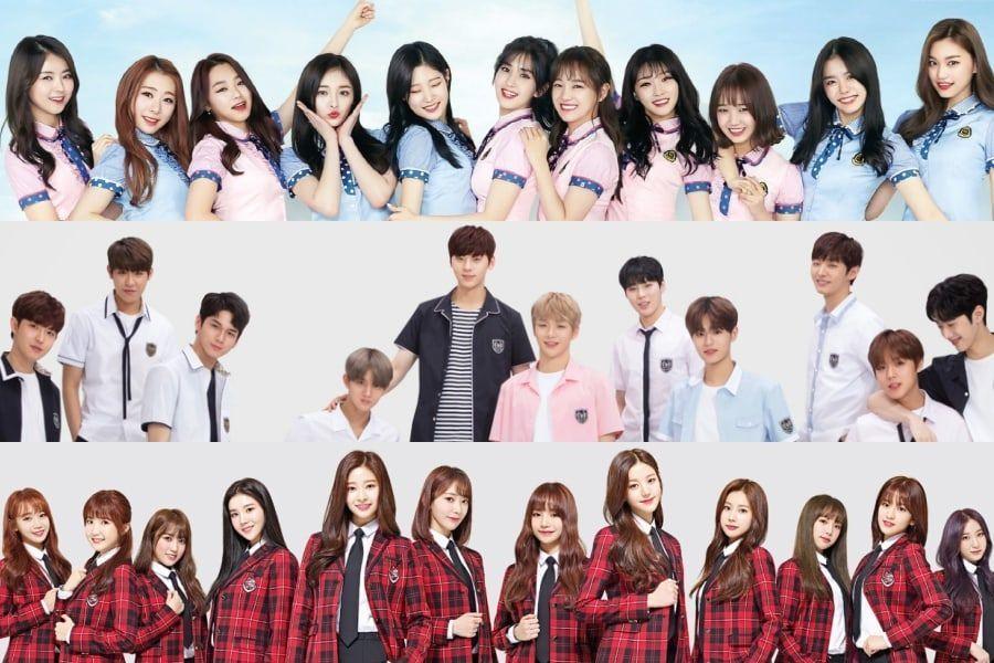 """Se reporta que """"Produce 101"""" crearía un grupo de chicos con una 4ta temporada + Mnet responde"""