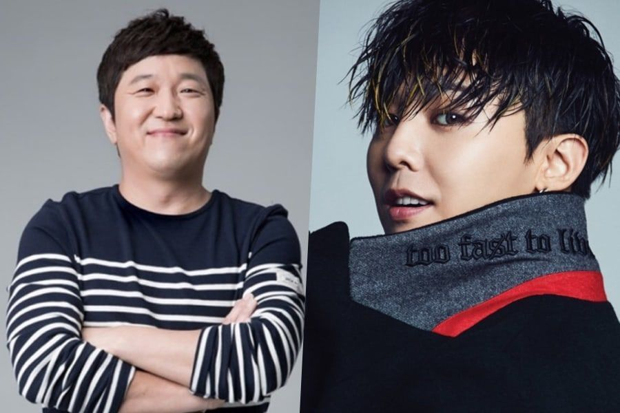 Jung Hyung Don revela qué grupos femeninos son los más populares en el ejército según G-Dragon