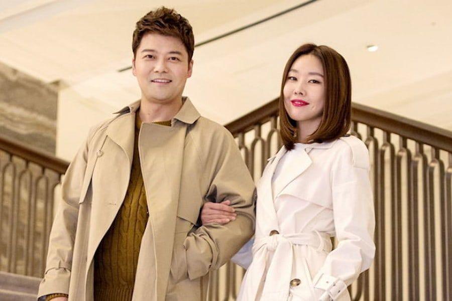 Jun Hyun Moo y Han Hye Jin aceleran corazones con sus dulces cumplidos en 2018 MGA