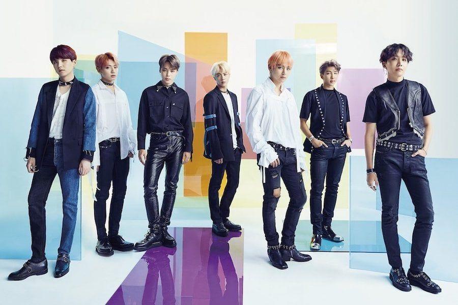 BTS se eleva a la cima del chart diario de sencillos de Oricon con un nuevo sencillo japonés