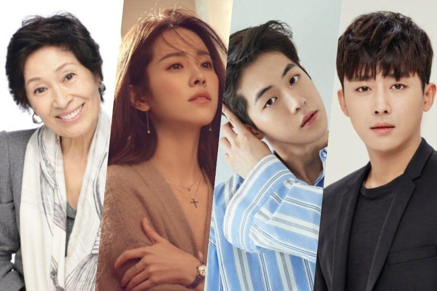 Kim Hye Ja, Han Ji Min, Nam Joo Hyuk y Son Ho Jun son confirmados como el elenco principal de nuevo drama de JTBC