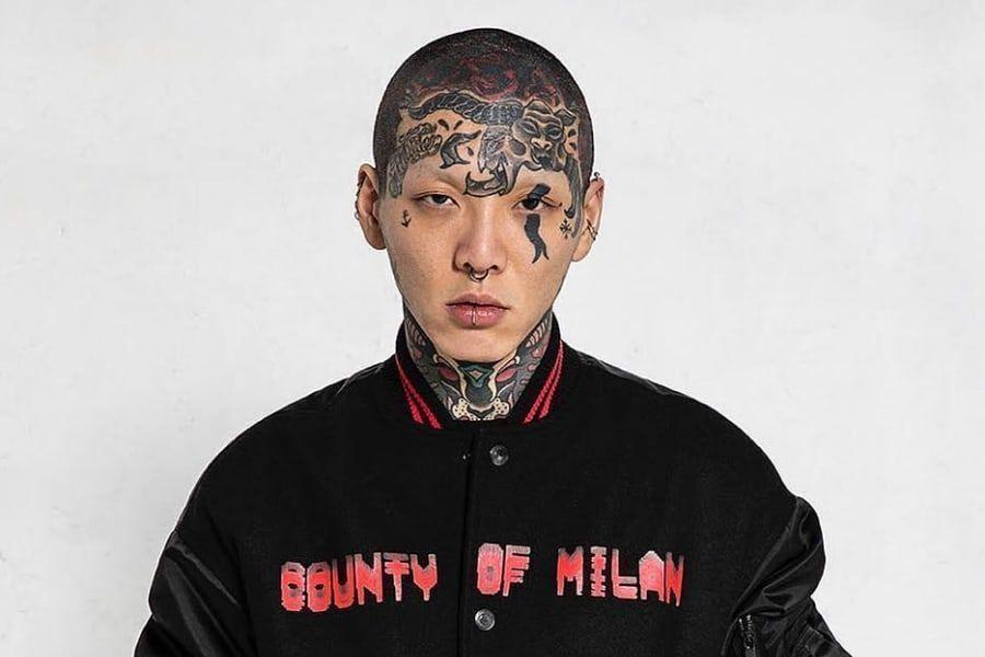 Fallece el modelo y artista de tatuajes, Kim Woo Young