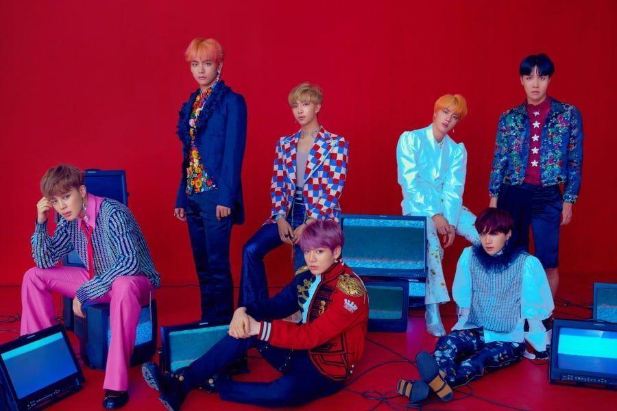 BTS confirma su asistencia a los 2018 Melon Music Awards