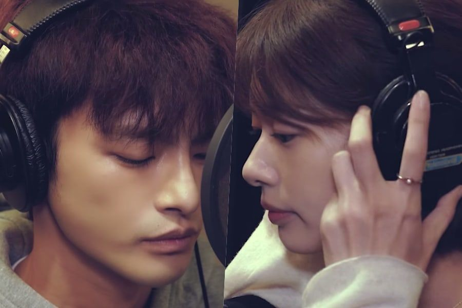 "Seo In Guk y Jung So Min cantan juntos a dúo en la BSO de ""The Smile Has Left Your Eyes"""
