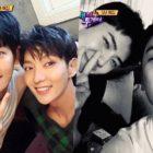 Baekhyun y Sehun de EXO hablan sobre ser amigos cercanos de Lee Joon Gi y Seungri de BIGBANG