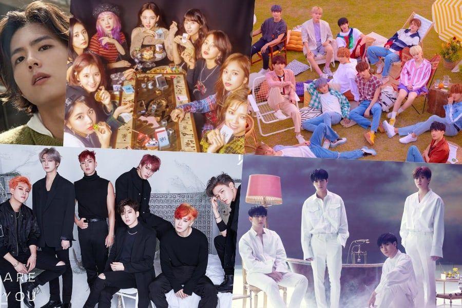 """Park Bo Gum, TWICE, SEVENTEEN, MONSTA X, NU'EST W y más son confirmados para el """"Music Bank en Hong Kong"""""""