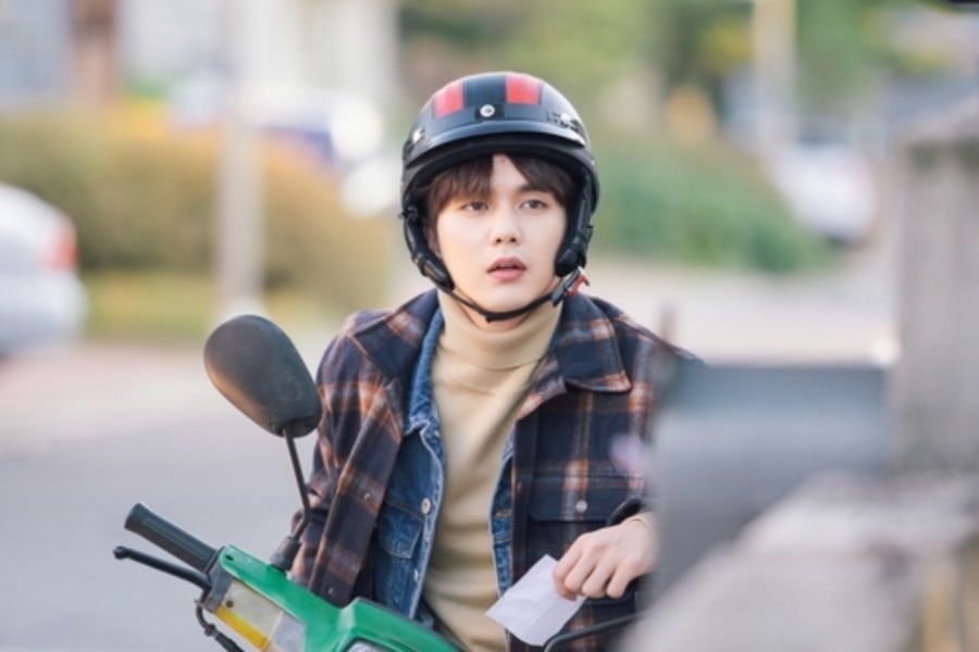 Yoo Seung Ho es el chico del reparto de tus sueños en próximo drama