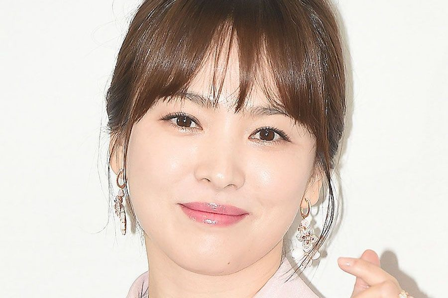 Song Hye Kyo contribuye a conmemorar al activista de la independencia coreana Ahn Chang Ho