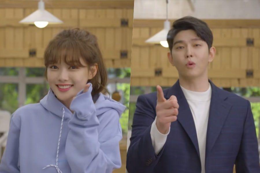 Kim Yoo Jung y Yoon Kyun Sang revelan las motivaciones de sus personajes para limpiar