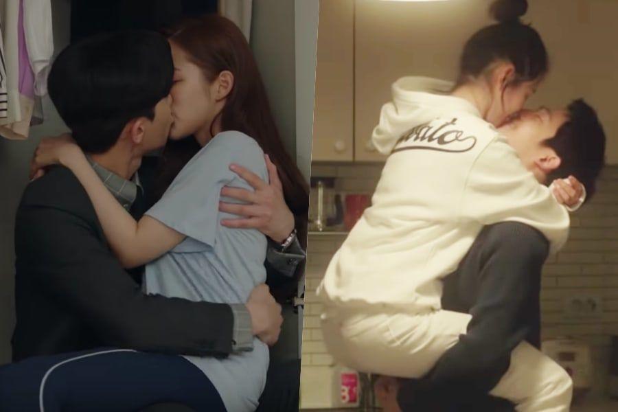 Candentes escenas de besos de K-Dramas que empañaron nuestras pantallas