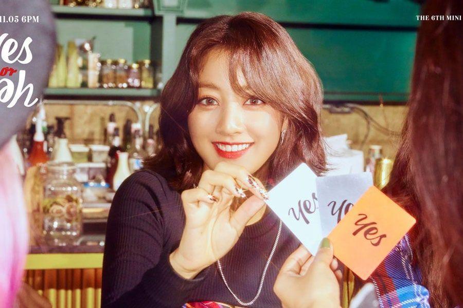 Jihyo de TWICE habla sobre la piratería + JYP Entertainment emprenderá acciones legales