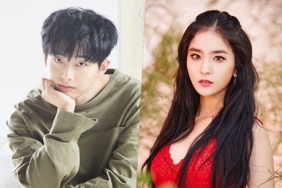 Se reporta que Nahyun de SONAMOO y Longguo podrían estar saliendo + TS Entertainment responde a los rumores