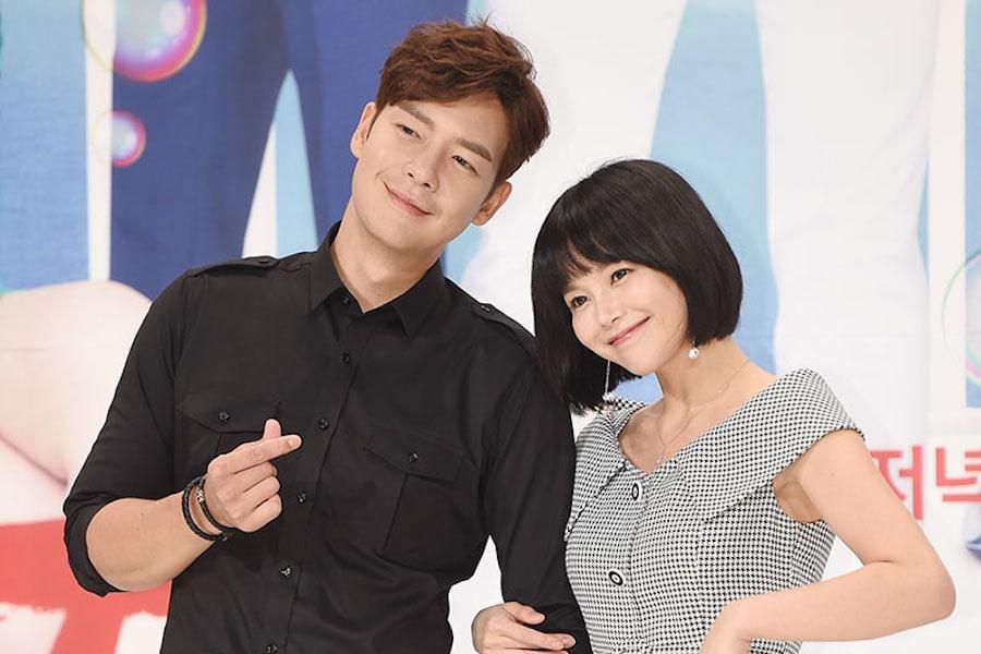 Las co-estrellas de drama, Kang Eun Tak y Lee Young Ah, revelaron ser una pareja en la vida real