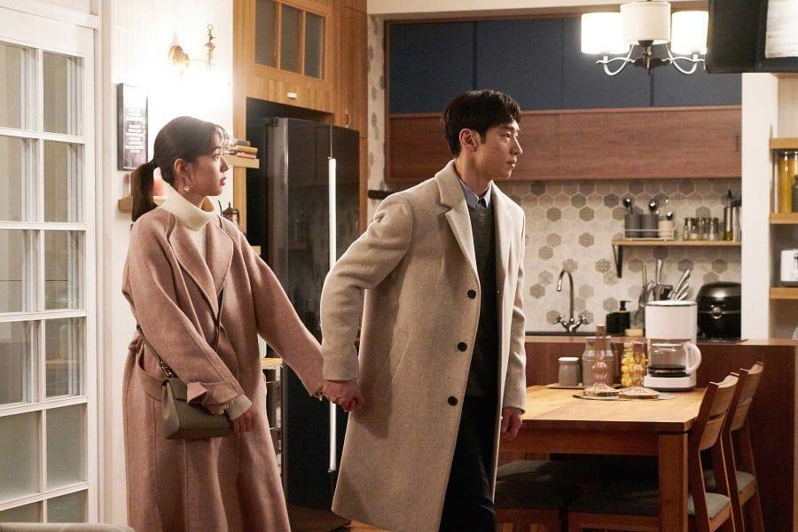 """Lee Je Hoon toma el liderazgo en su relación con Chae Soo Bin en """"Where Stars Land"""""""