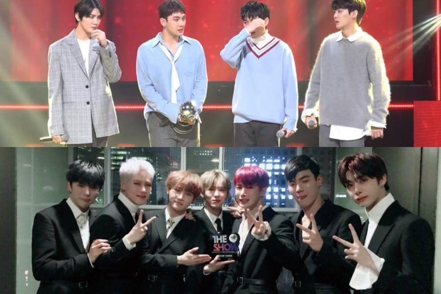 10 grupos K-Pop que esperaron años para su primera victoria en programa de música