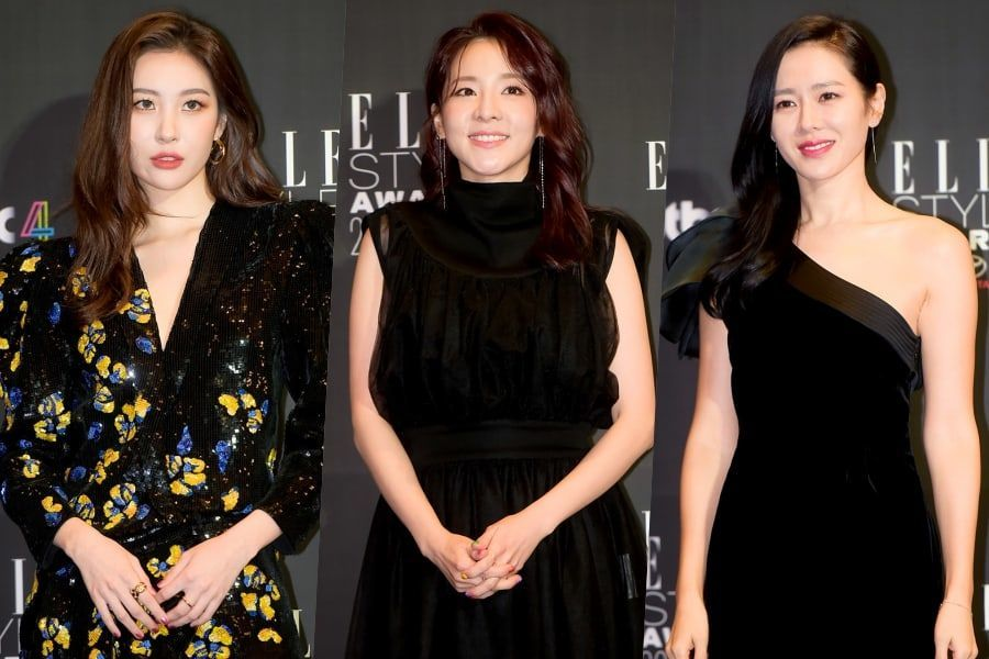 Las estrellas deslumbran en la alfombra roja de los Elle Style Awards 2018
