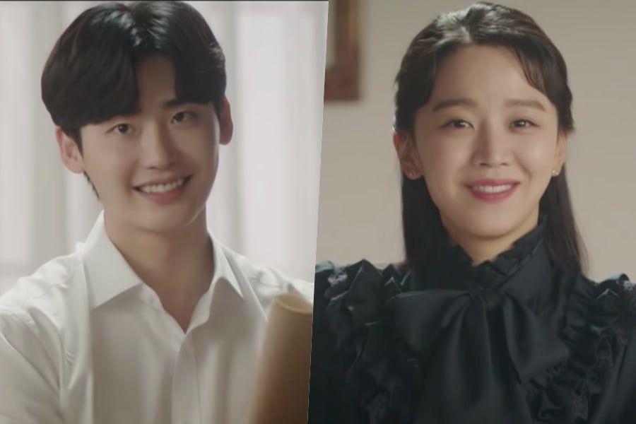 """Lee Jong Suk y Shin Hye Sun son una pareja trágicamente bella en el teaser de """"Death Song"""""""