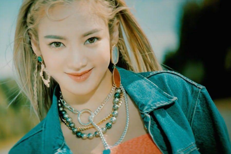 """Hyoyeon de Girls' Generation publica el MV de """"Punk Right Now"""""""