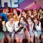"""IZ*ONE logra segundo trofeo con """"La Vie En Rose"""" en """"The Show"""", actuaciones de MONSTA X, JBJ95, y más"""