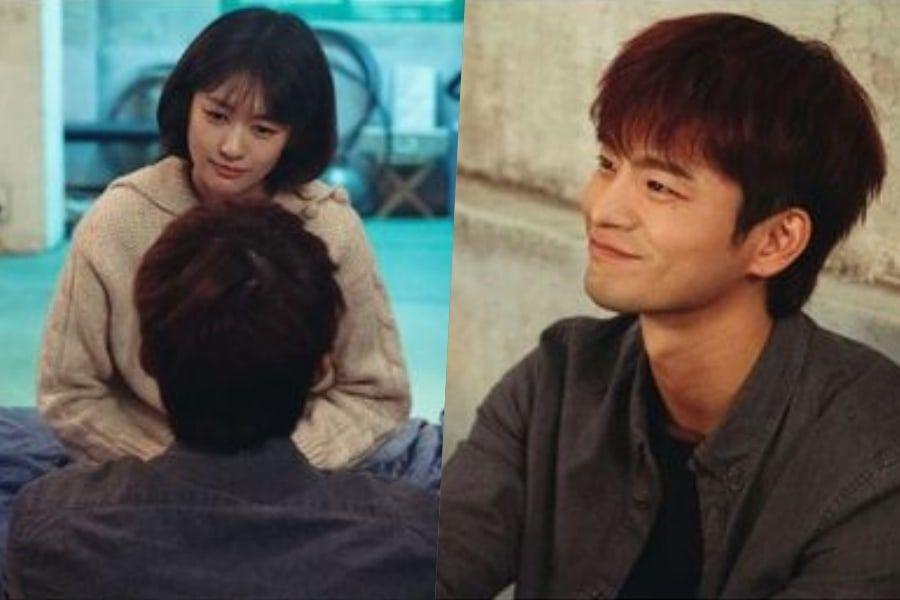 "Jung So Min y Seo In Guk se abrazan firmemente en ""The Smile Has Left Your Eyes"""