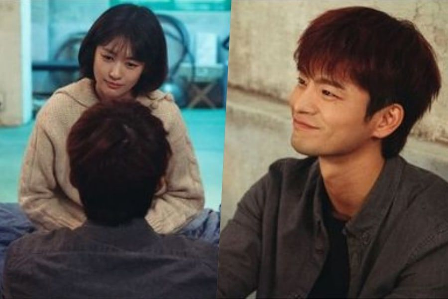 "Jung So Min y Seo In Guk se abrazan firmemente en ""The Smile Has Left Your Eyes"""